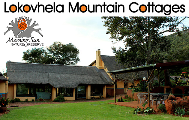 LOKOVHELA MOUNTAIN COTTAGES, LOUIS TRICHARDT (8km)