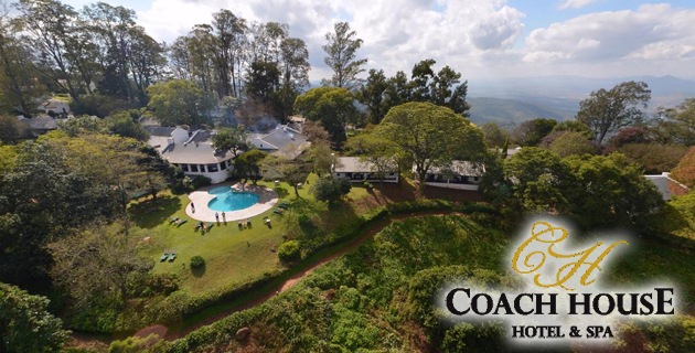 COACH HOUSE HOTEL & SPA, TZANEEN
